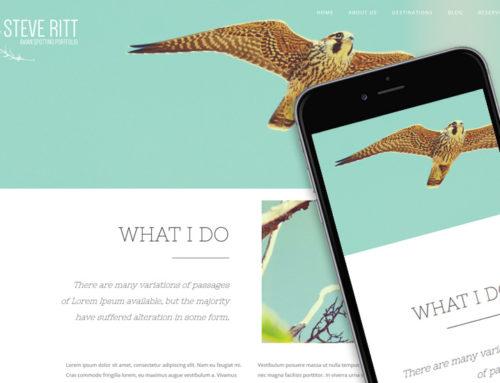 Avian Spotting Portfolio