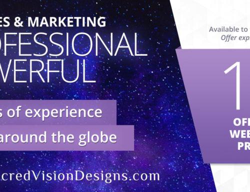 Sacred Vision Designs – Facebook Promo
